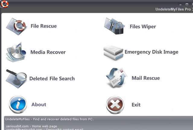 Data Recovery Software undelete file pro