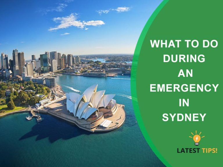 Latest Tips – What to Do During An Emergency In Sydney