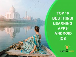 Hindi Learning Apps