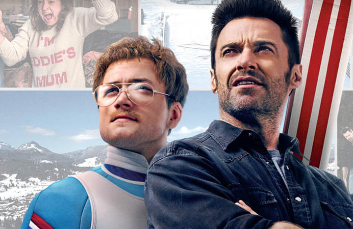 Hugh Jackman Movies Now Available On Netflix Eddie The Eagle