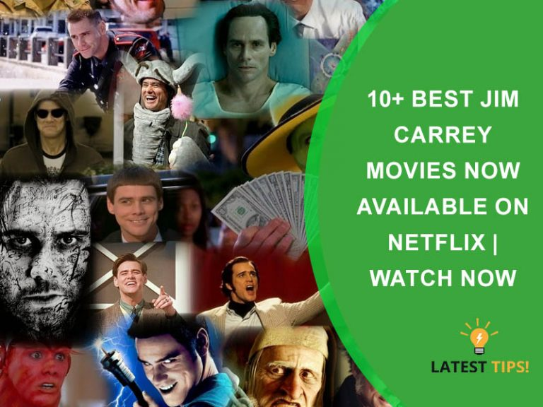 Jim Carrey Movies On Netflix