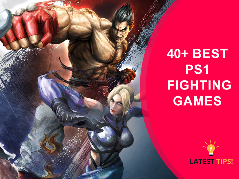 PS1 Fighting Games