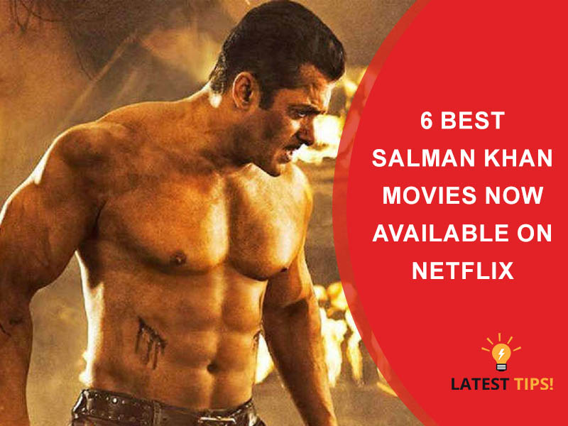 Salman Khan Movies On Netflix