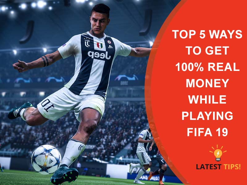 earn Money While Playing FIFA 19