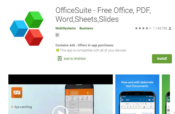 must have android apps microsoft office