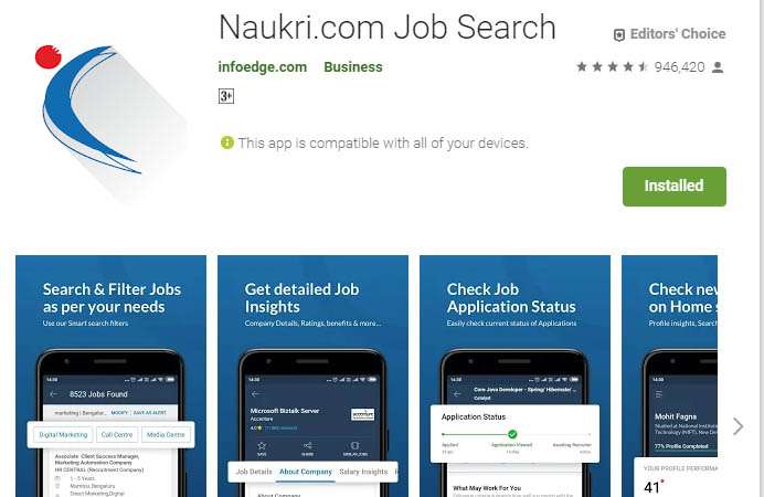 must have android apps nauki