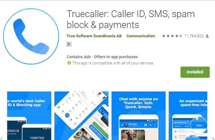 must have android apps truecaller
