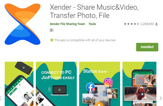 must have android apps xender