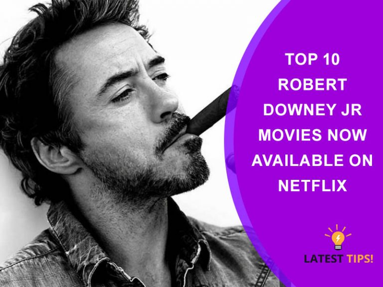 robert downey jr Movies On Netflix
