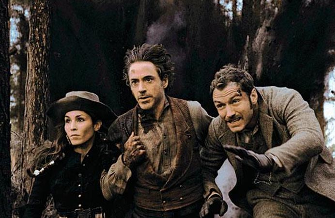 robert downey jr Movies On Netflix Sherlock Holmes A Game Of Shadows