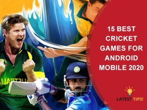 Best Cricket Games For Android Mobile