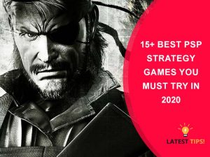 Best PSP Strategy Games
