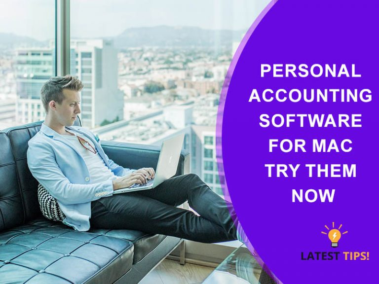 10 Best Personal Accounting Software For Mac #2021
