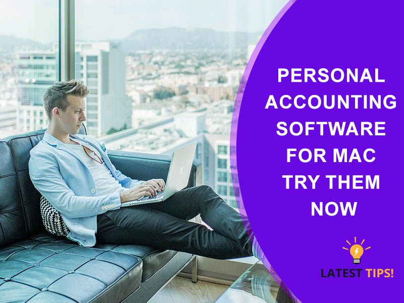 Personal Accounting Software For Mac