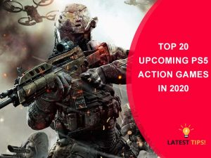 Upcoming PS5 Action Games