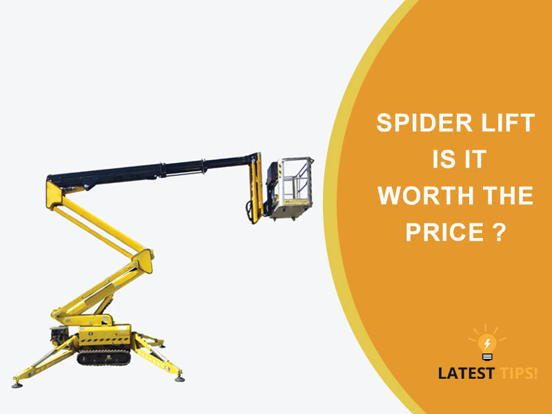 spider lift latest tips