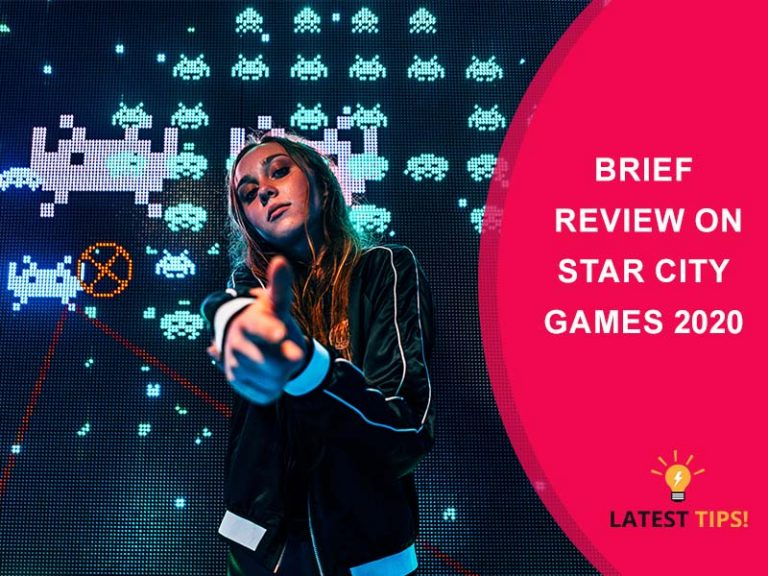 Brief Review On Star City Games latest tips