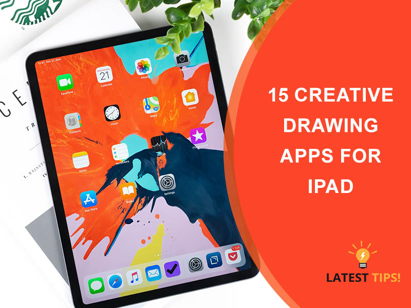Creative Drawing Apps For IPad 2020