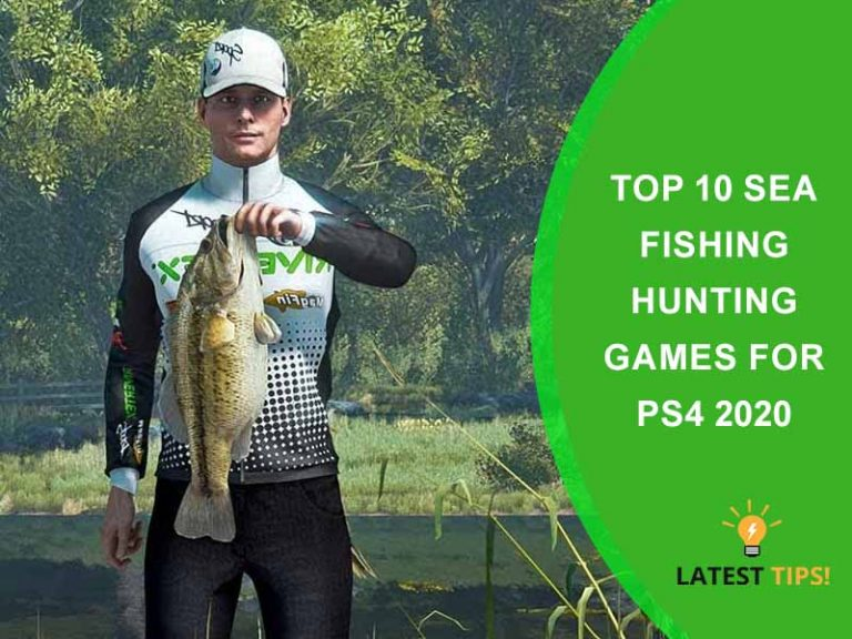 Fishing Hunting Games For PS4