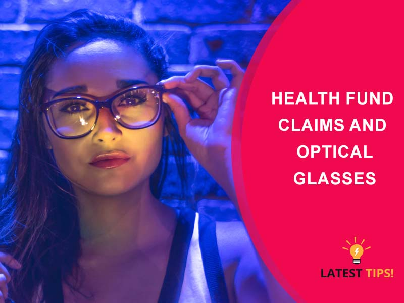 Getting Glasses with a Private Health Fund