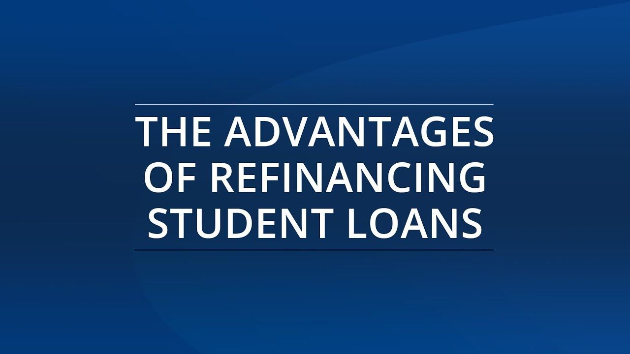 Refinancing Your Student Loan