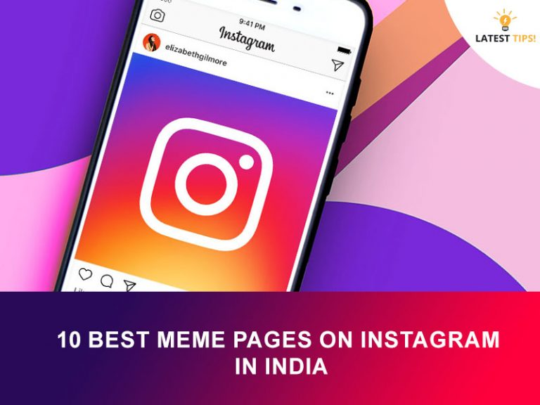 Best Meme Pages On Instagram In India