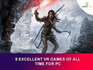Excellent VR Games for pc