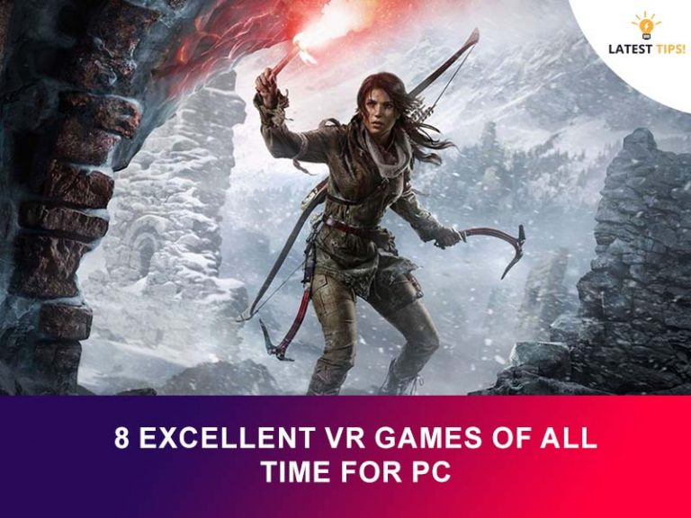 8 Excellent VR Games  of all time  for Pc  #2021