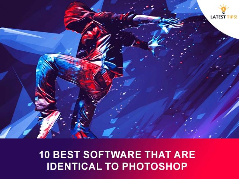 Software That Are Identical To Photoshop