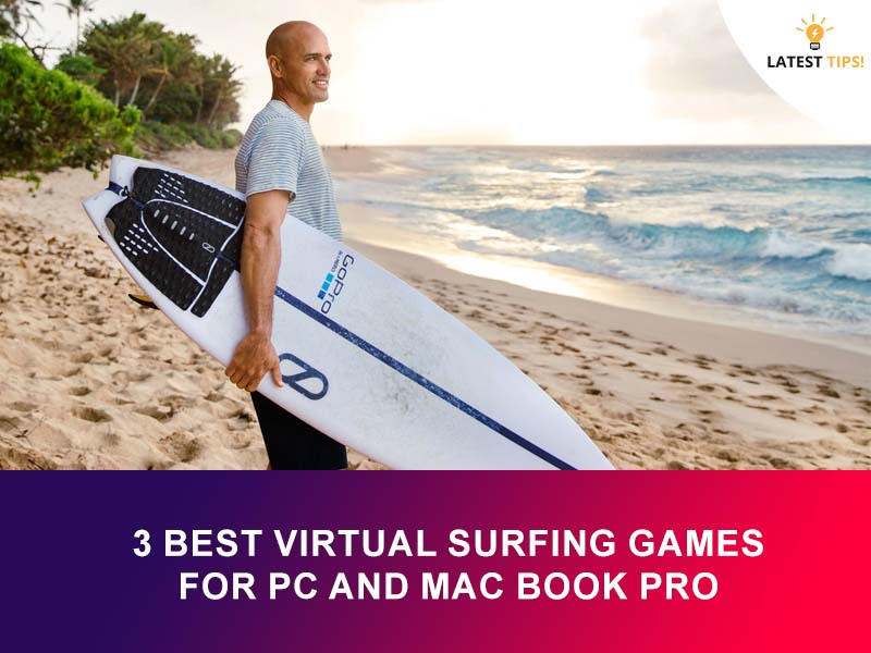 Surfing Games For PC And Mac Book Pro