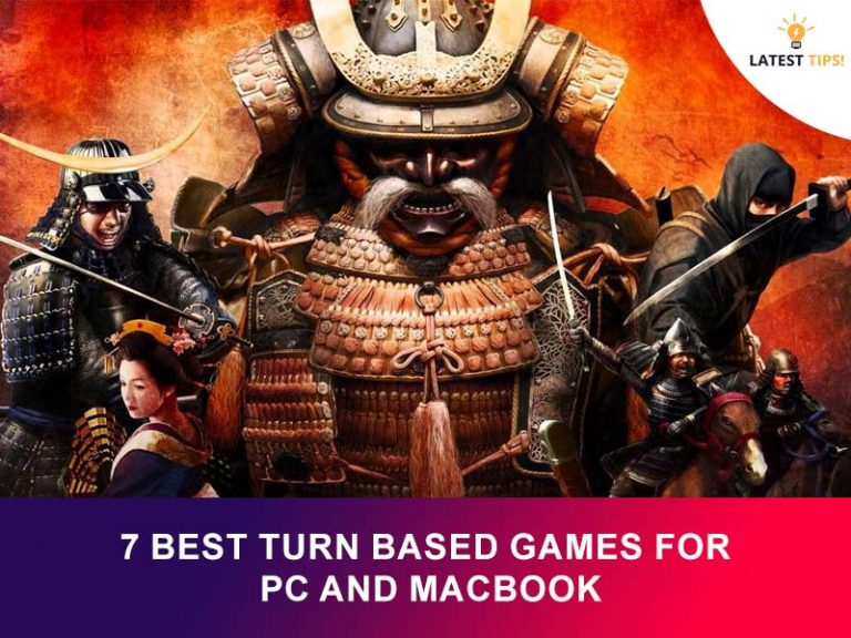 7 Best turn based games for pc  and Macbook #2021
