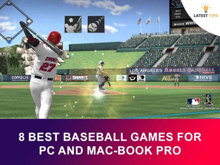 best baseball games for PC and mac-book pro