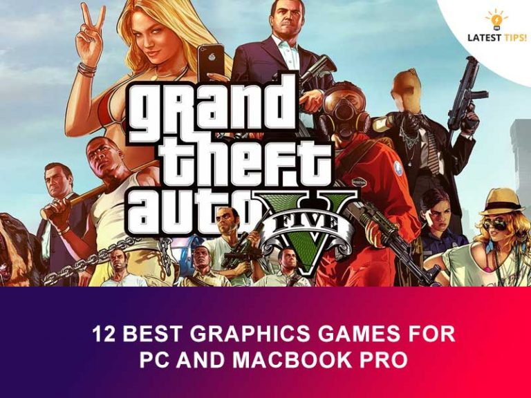 best graphics games for pc and MacBook pro