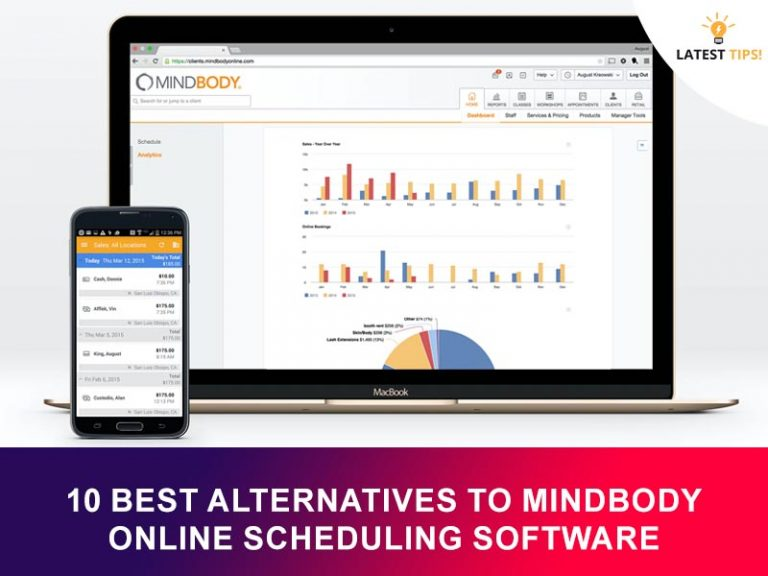 Alternatives To Mindbody Online Scheduling Software