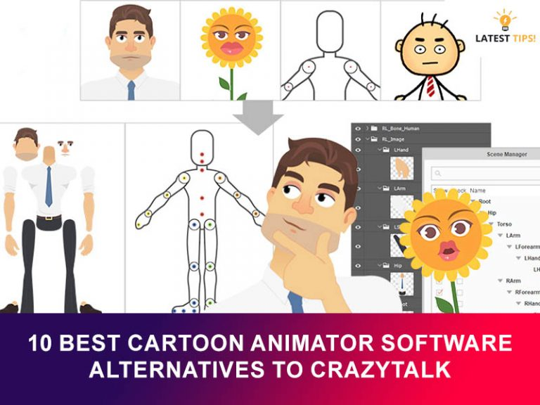 Best Cartoon Animator Software Alternatives To Crazytalk