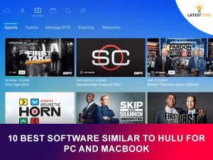 Best Software Similar To Hulu For Pc And MacBook