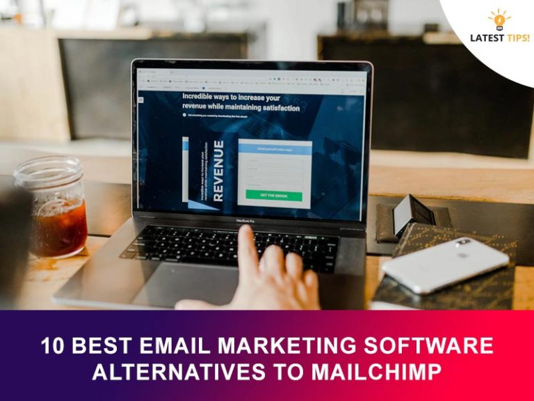Email Marketing Software Alternatives To Mailchimp