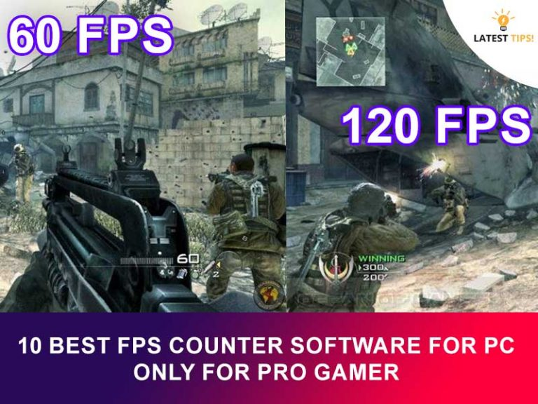 10 Best FPS Counter Software for PC Only For Pro Gamer In #2021