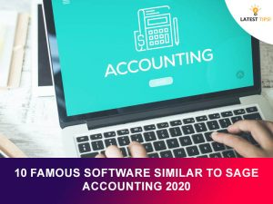 Famous Software Similar to Sage Accounting