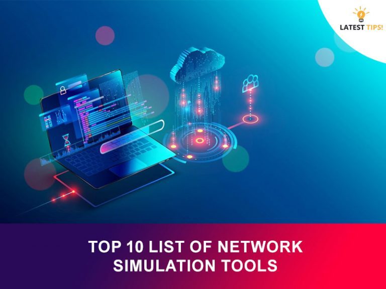 Top 10 List of Network Simulation Tools #2021