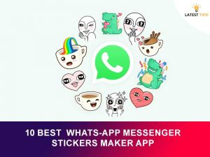 Whats-App Messenger Stickers Maker App