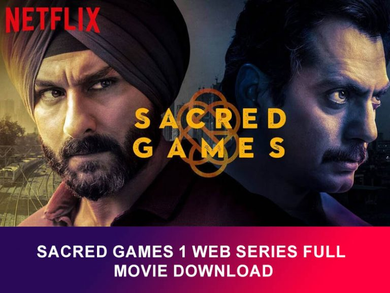 Sacred Games 1 Web Series Download