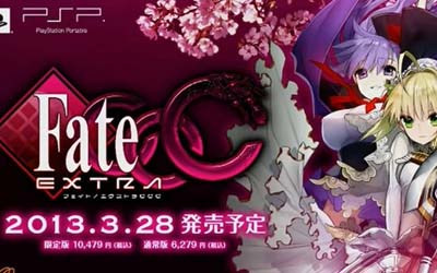 Fate Extra CCC 2013